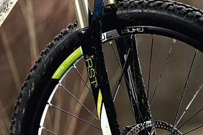 RST's 100mm (3.9in) Platinum First fork impressed us during the test