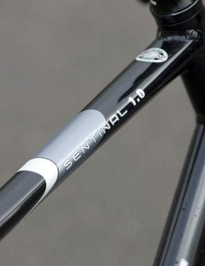 Made in Taiwan from 7005 aluminium tubing