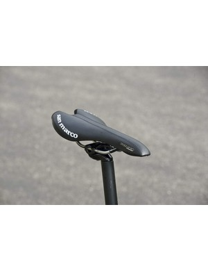 an Marco the Ponza Power saddle is a fine choice