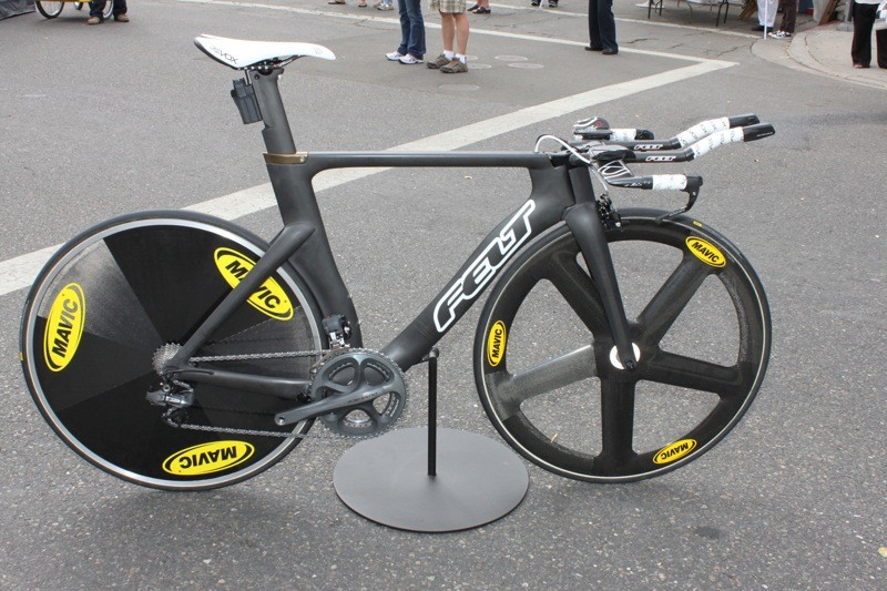 Felt claims the 2011 DA to be 14-percent faster than the previous at yaw angles of 10-15-degrees.