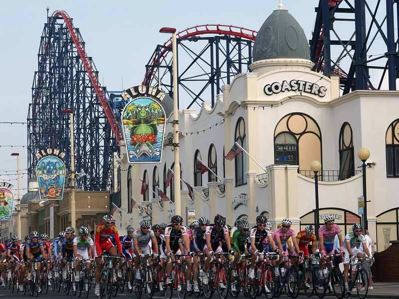 Cycle hire in Blackpool is set to take off