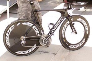 Specialized's third generation Shiv.