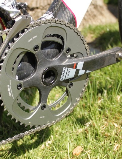 BB30 is standard on all of Kuota's top models.