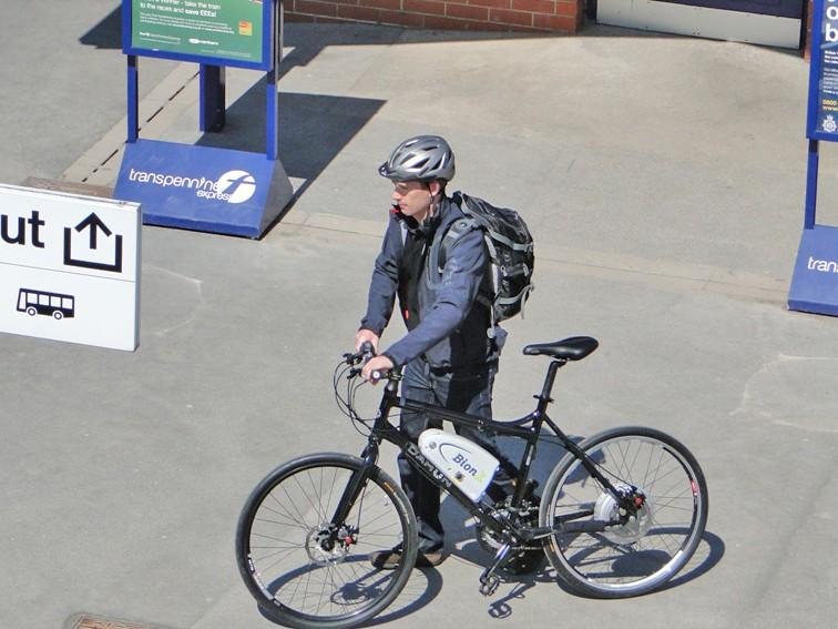 First look: BionX retrofit electric bike kit - BikeRadar