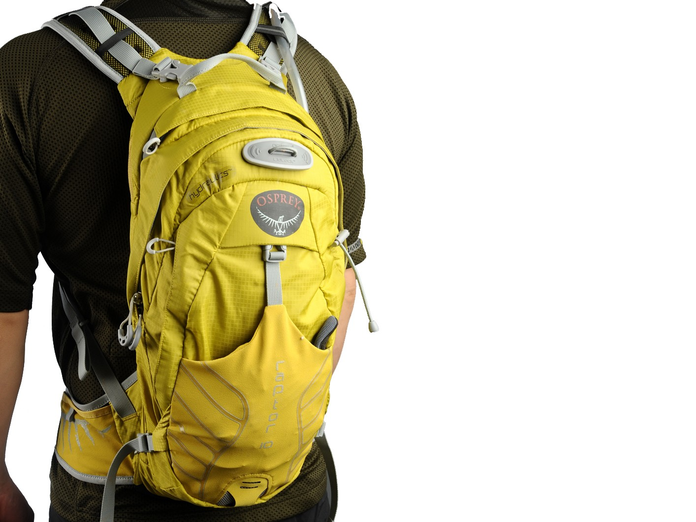 Osprey's new Raptor 10 hydration pack is light, comfortable, and exceptionally well designed