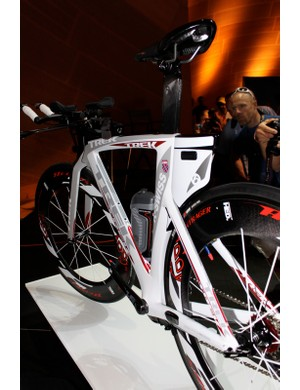 The DraftBox  makes the back of the bike even faster than the RadioShack team bikes