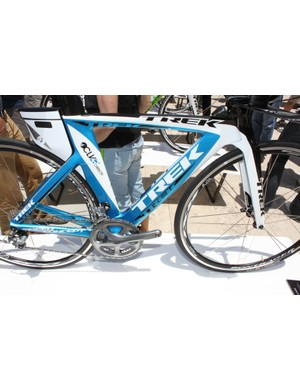 The Speed Concept 9 Series models start with an Ultegra equipped version at US$5,499 (£5,000)