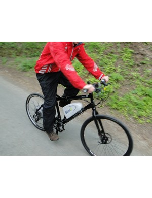 BionX claim their power assist kits can turn almost any bike into an e-bike