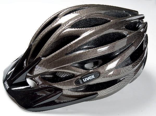 Uvex X-Ride helmet