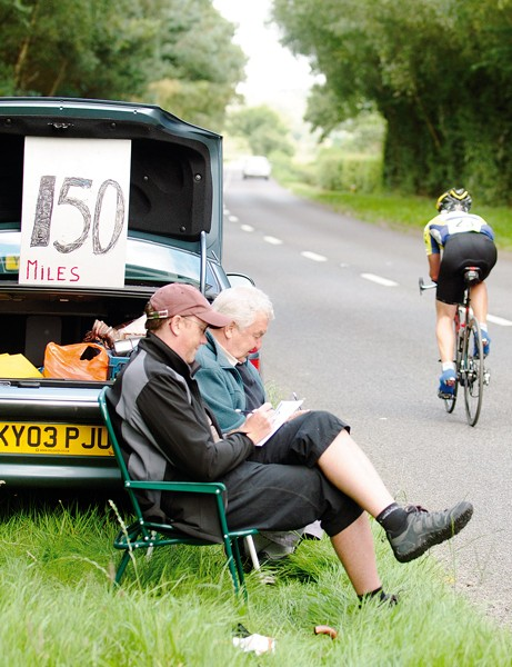 If you've caught the riding bug after your first sportive, why not try a time trial?