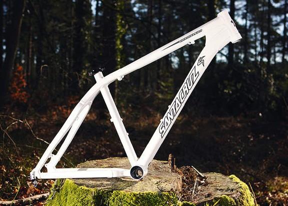 Santa Cruz Chameleon frame