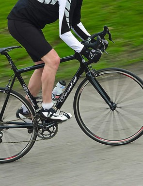 The Tourmalet proved to be a worthy alternative to the big brands bikes