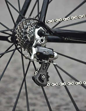 Campag's excellent Record groupset