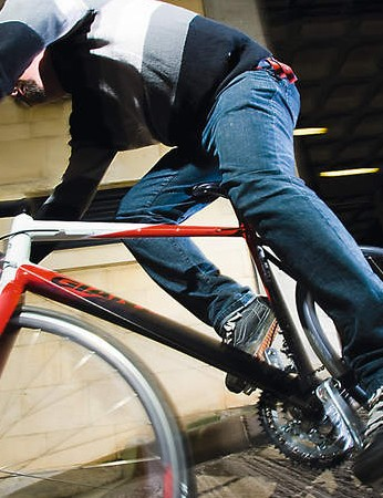 The Rapid 3 is a fast and versatile flat bar ride