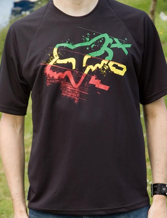 Fox Three Minutes Dirt Shirt
