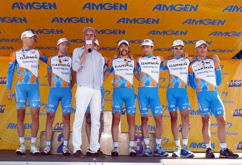Garmin team director Jonathan Vaughters says his riders will cooperate with authorities in any investigation, if required