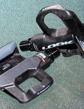 Look's latest KéO Blade road pedals are very light, highly stable and distinctly snappy upon entry and exit - but their very high price is hard to justify