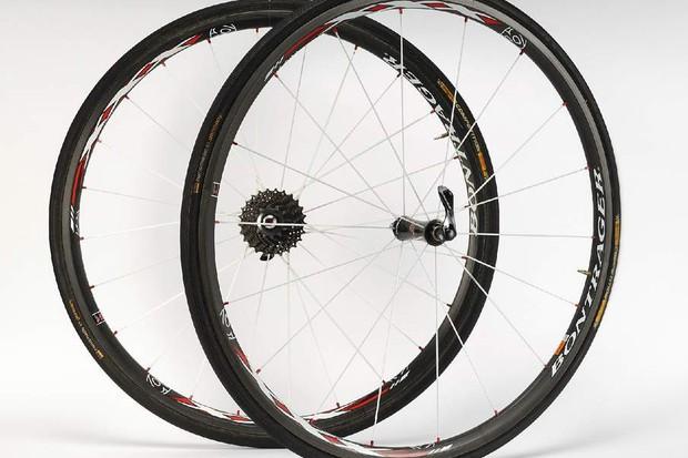 Bontrager XXX Lite Tubular Wheels