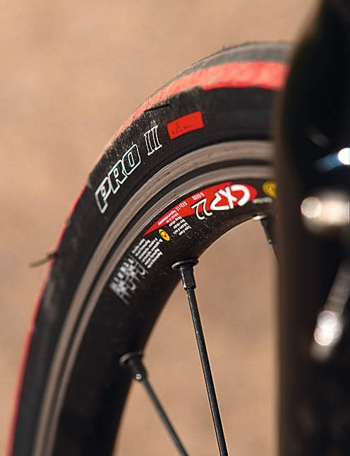 Specialized's tyres offer useful puncture protection, but at the expense of grip and ride quality