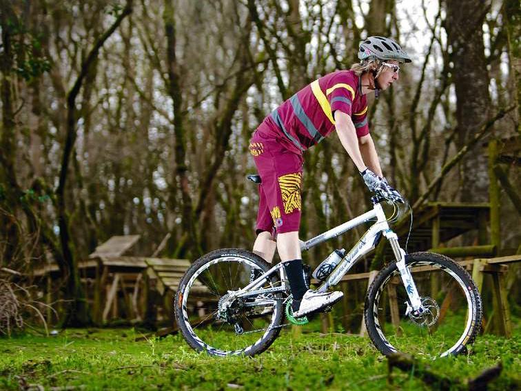 All-mountain bike