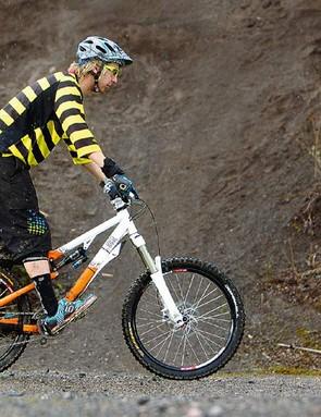 Freeride bike