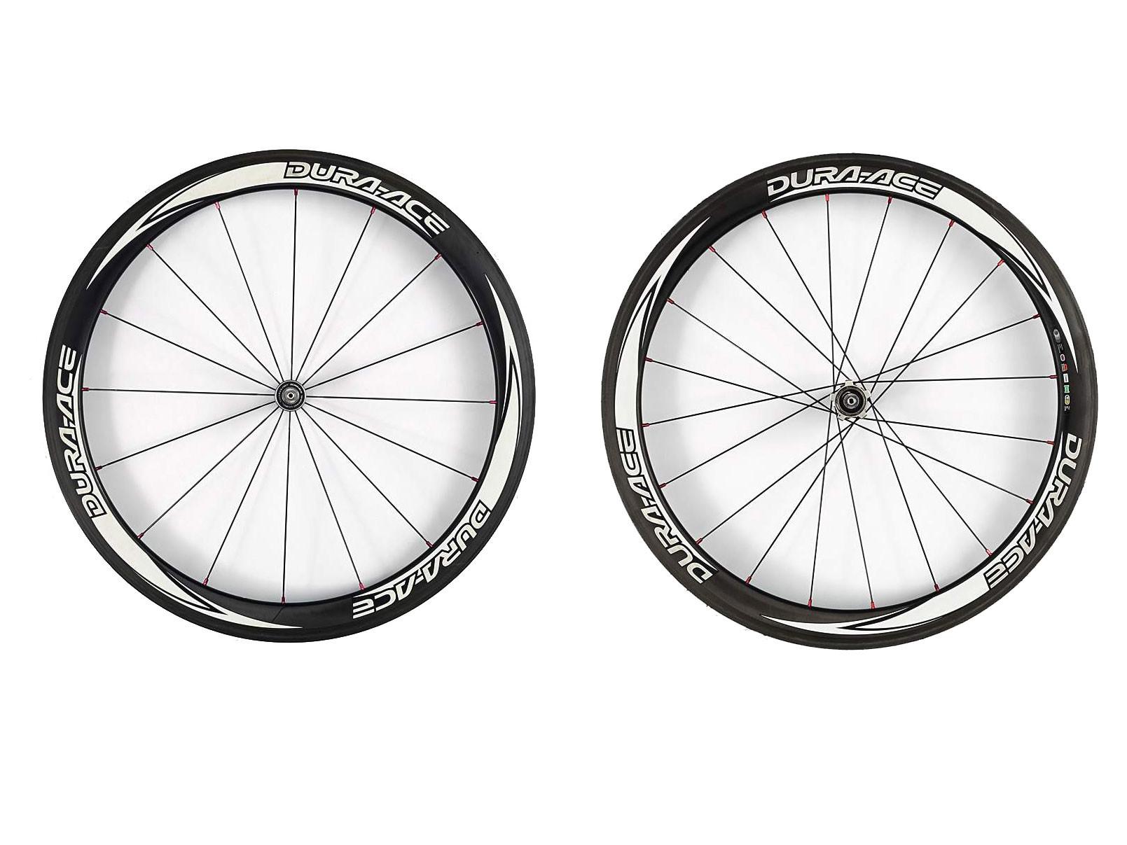Shimano WH-7850 tubular wheelset