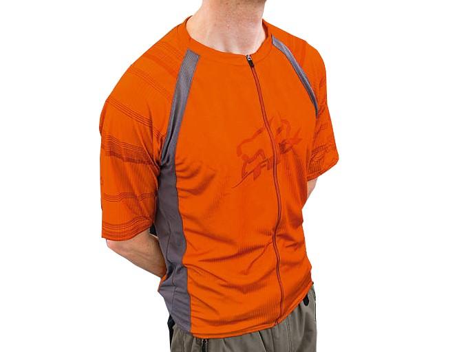 Fox Live Wire jersey