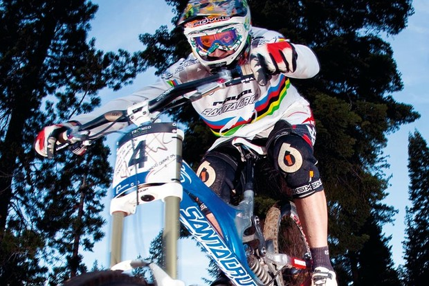 World Champion Steve Peat - be like him!