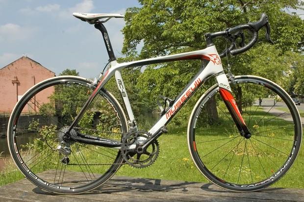 Museeuw Bikes MC-6 Athena Carbon 11