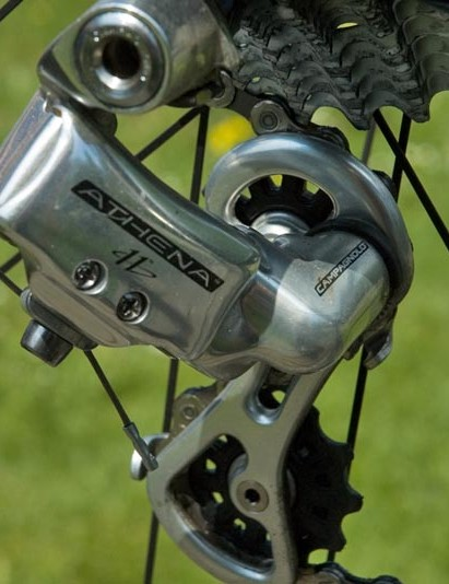 Campag rear mech