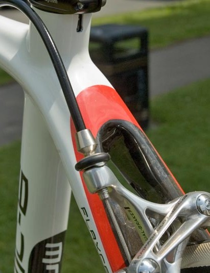 Rear wishbone