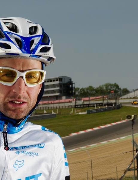 Oli will be riding at BikeRadar Live