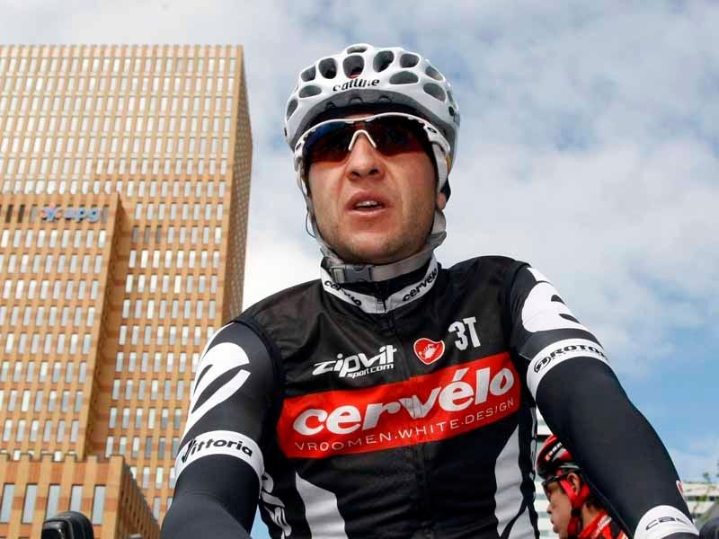 Carlos Sastre will race the Tour de France, his Cervelo team says