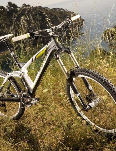 New Scott Genius LT: big travel, low weight, a true all-mountain machine