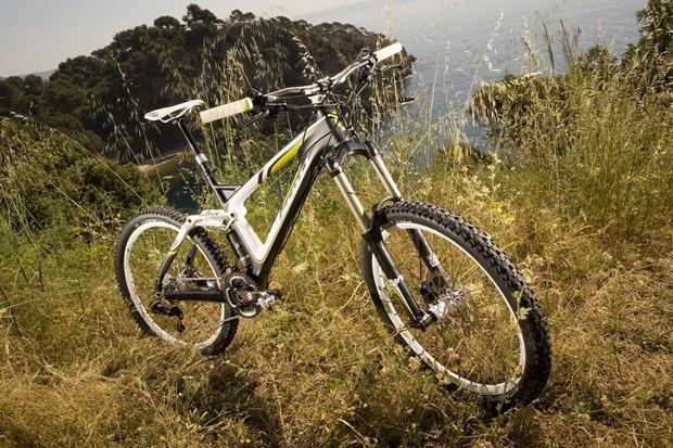 New Scott Genius LT: big travel, low weight, a true all-mountain machine