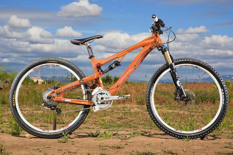 The new Intense Cycles Tazer VP FRO