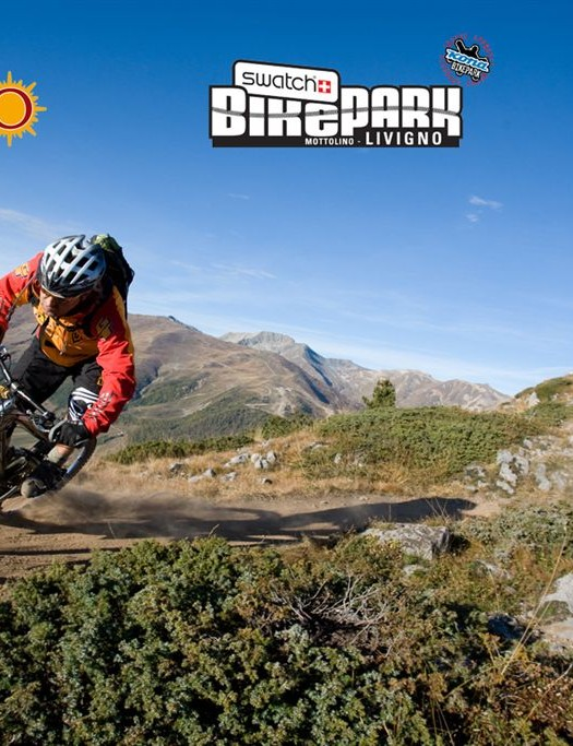 Livigno in Italy is the latest ski resort to make a big push to attract mountain bikers in the summer