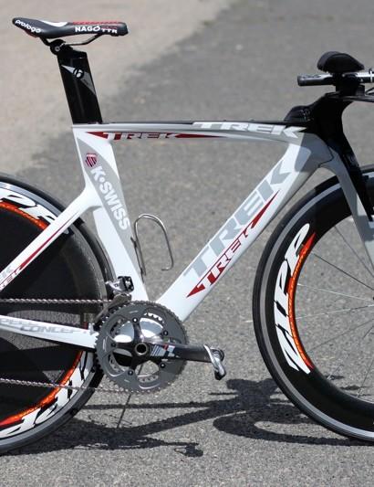 Trek's Speed Concept 9.9 model.