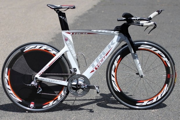 Trek's Speed Concept 9.9 model.