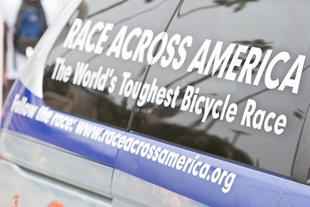 Raam support vehicle.