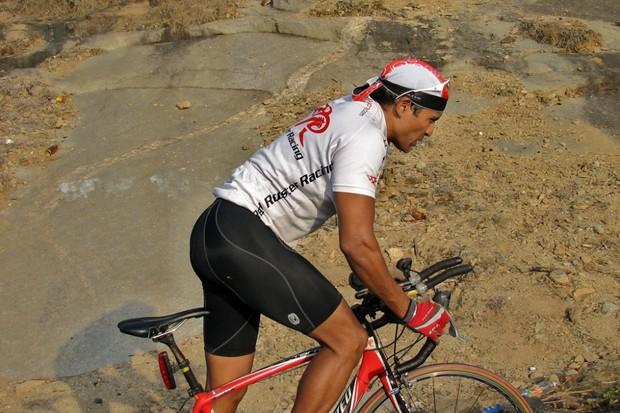 Rizvi training for RAAM in India.