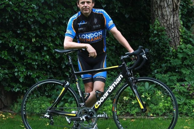 Nigel Smith and his Boardman
