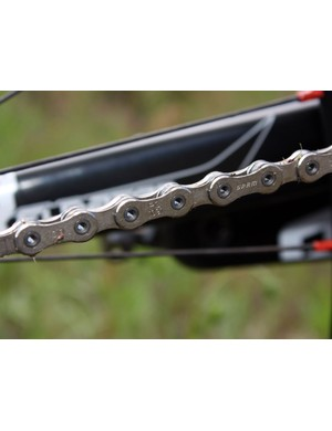 The new 10-speed packages will use the same chains as SRAM's road groups