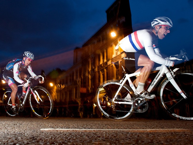 The HTC Smithfield Nocturne will be the highlight of a full day's cycling activities