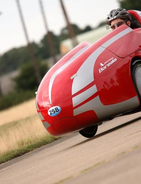 British Human Power Club to race at BikeRadar Live
