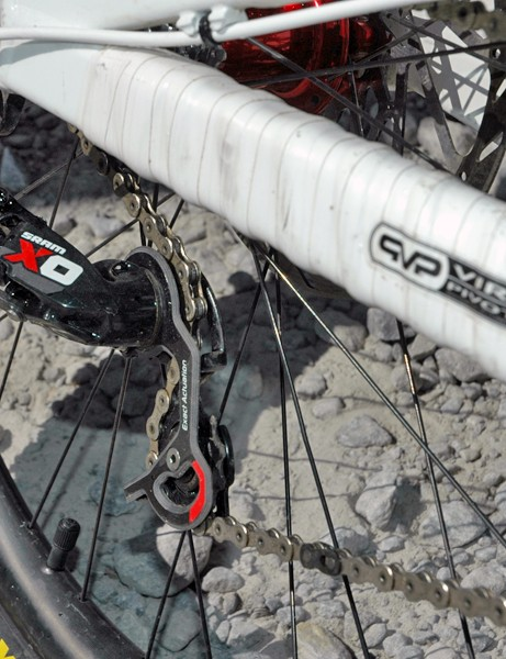 The Syndicate use SRAM PC-1090 chains