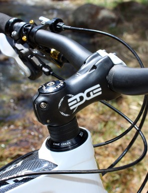 Ibis offers Edge Composites component upgrades as a drop-ship option