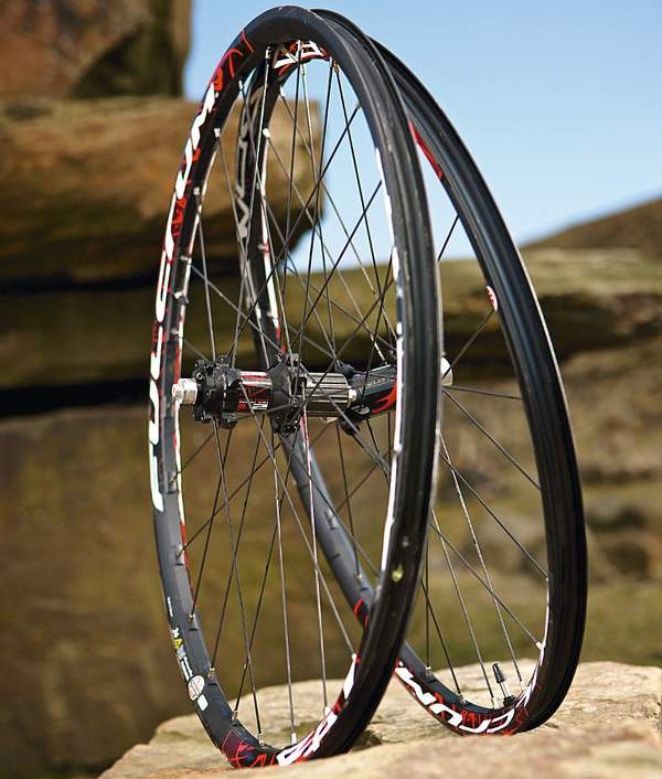 Fulcrum Red Zone Wheelset