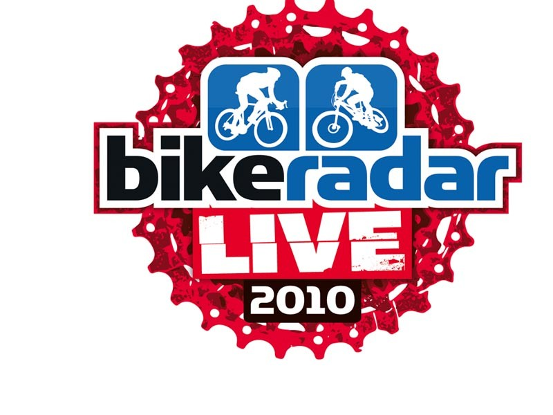 Timetable of events for BikeRadar Live
