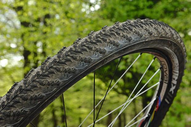 Bontrager XR0 Team issue tyre